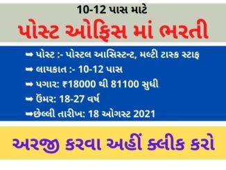Punjab India Post Recruitment 2021